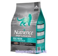 Nutrience INFUSION 脫水肉外層 – 鮮雞肉配方[室內貓]