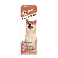 DR.PET 3合1深海磷蝦油 237ML (貓犬合用)