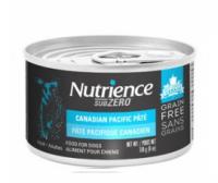 Nutrience 主食罐頭 – 三文魚、鯡魚配方+脫水三文魚 170g [無穀物][全犬]