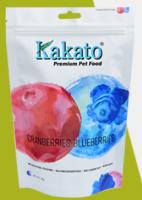KAKATO 蔓越莓藍莓 (冷凍乾果)25G
