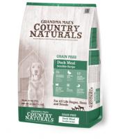 Country Naturals 無穀物鴨肉防敏配方狗糧 Grain Free Duck Meal Sensible Recipe 25磅