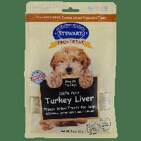 Stewart凍乾生肉小食-火雞肝 熱量: 3 oz. (85 g)