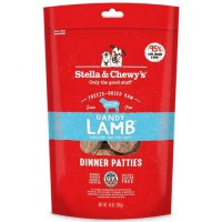 Stella & Chewys 美國狗糧 - 凍乾脫水肉餅 - 羊羊得意(羊肉配方) 14oz