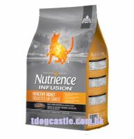 Nutrience INFUSION 脫水肉外層 – 鮮雞肉配方[成貓]