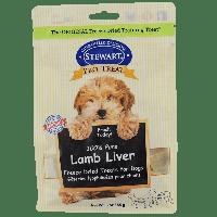 Stewart凍乾生肉小食-羊肝 熱量: 3 oz. (85 g)