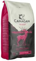 Canagan Country Game For Dogs 無穀物田園野味 (全犬糧) 12kg (紅色) (1/6/2019 加至$1373未折)