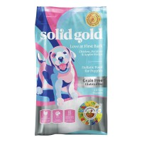 SOLID GOLD 素力高無穀物 幼犬乾狗糧 (4,24LB) 九折