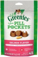 Greenies Pill Pockets 貓用餵藥小食 (三文魚味 ) 1.6oz