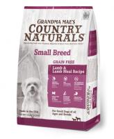Country Naturals 無穀物羊肉防敏配方狗糧 Grain Free Small Breed Lamb Recipe 14磅