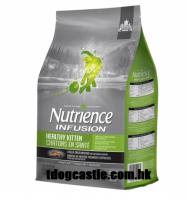 Nutrience INFUSION 脫水肉外層 – 鮮雞肉配方[幼貓]