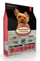 Oven-Baked 成犬 – 紐西蘭羊肉配方(大/細粒)12.5LBS