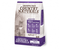 Country Naturals 無穀物體重控制去毛球室內貓配方 Grain Free Indoor & Weight Control Recipe 12磅