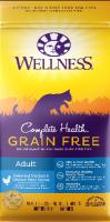 Wellness Complete Health Grain Free™ 無穀物成貓雞肉配方 5LBS (Code: 9201) 1.11.2019 加價 (折實  $285)