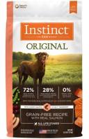 Nature's Variety Instinct 本能無穀物三文魚犬用糧 20lb