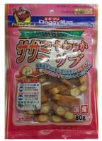 Doggyman 雞肉軟點心狗小食 80g (80060)