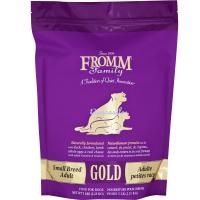 Fromm Gold 金裝 雞+鴨+羊+魚+蔬菜 配方 小型犬糧