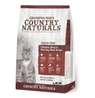 Country Naturals 無穀物雞肉鯡魚低敏感配方 Grain Free Chicken & Herring Recipe 6磅