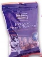 Fish4Dogs ICELANDIC FISKUR TENINGUR 冰島紅魚方塊 100g