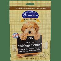 Stewart凍乾生肉小食- 美國雞胸肉 熱量: 3 oz. (85 g)