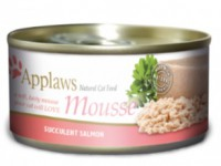 Applaws Mousse 慕絲系列 – 三文魚 70g (#1052)