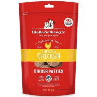 Stella & Chewys 美國狗糧 - 凍乾脫水肉餅 - 籠外鳳凰(雞肉)配方 25oz