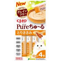 Ciao SC-324 Pure 雞肉醬 (無添加) 14g (4本)