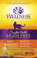 Wellness Complete Health Grain Free™ 無穀物室內貓雞肉配方 11LBS (Code: 9202) 1.11.2019 加價 (折實 $420)