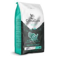 Canagan (原之選) 天然無穀物貓乾糧 - 火雞配方 (含健齒元素) 4kg