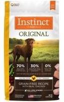 Nature's Variety Instinct 本能無穀物雞肉犬用糧 22.5lb