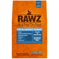 RAWZ Dehydrated Chicken, Salmon & Whitefish Recipe Dog Food 脫水雞肉、三文魚及白肉魚配方狗糧配方 20lb