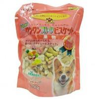 DoggyMan – 除臭雜果夾心骨型餅 800克 (81327)