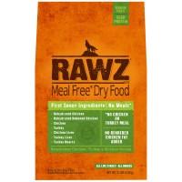 RAWZ Dehydrated Chicken, Turkey & Chicken Recipe Dog Food 脫水雞肉、火雞及雞肉配方狗糧配方 20lb