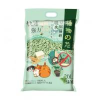 植物之芯 – 超凝結豆腐砂 [綠茶味][家庭裝] 20L