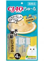 CIAO 水分補給-雞肉味 14G SC-180