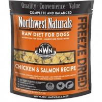 Northwest Naturals 天然無穀物脫水糧 雞+三文魚 12OZ