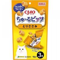 CIAO 雞肉味流心粒粒 3 x12g CS-174