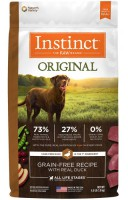 Nature's Variety Instinct 本能無穀物鴨肉犬用糧 4lb